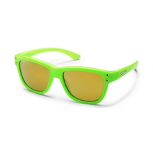 Carob - Yellow Mirror Polarized Polycarbonate