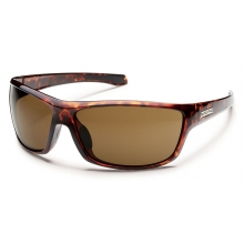 Conductor - Brown Polarized Polycarbonate by Suncloud in Pocatello Id