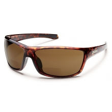 Conductor +1.50 - Brown Polarized Polycarbonate by Suncloud in Sandy Ut