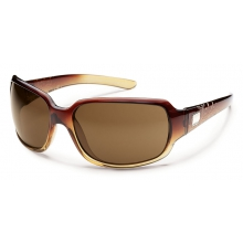 Cookie - Brown Polarized Polycarbonate by Suncloud in Mead Wa