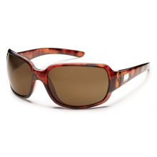 Cookie - Brown Polarized Polycarbonate by Suncloud in Nibley Ut