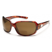 Cookie +2.50 - Brown Polarized Polycarbonate by Suncloud in Juneau Ak