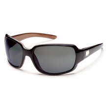 Cookie - Gray Polarized Polycarbonate by Suncloud in Golden Co