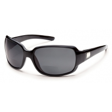 Cookie +1.50 - Gray Polarized Polycarbonate by Suncloud in Sandy Ut
