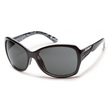Cassandra - Gray Polarized Polycarbonate by Suncloud in Golden Co