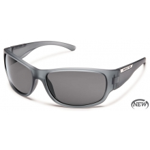 Convoy  - Gray Polarized Polycarbonate by Suncloud in Rogers Ar