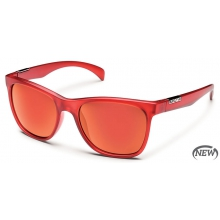 Doubletake  - Red Mirror Polarized Polycarbonate by Suncloud in Portland Me