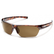 Detour  - Brown Polarized Polycarbonate by Suncloud in Portland Me