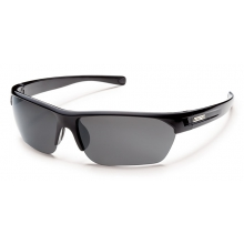 Detour - Gray Polarized Polycarbonate by Suncloud in Lake Geneva Wi