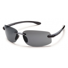 Excursion - Gray Polarized Polycarbonate by Suncloud in Meridian Id