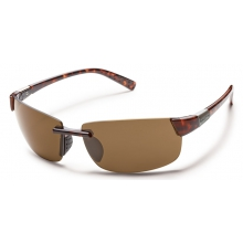 Getaway - Brown Polarized Polycarbonate by Suncloud in Sylva Nc