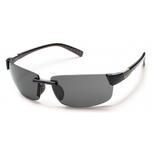 Getaway - Gray Polarized Polycarbonate by Suncloud in Medicine Hat Ab