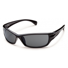 Hook - Gray Polarized Polycarbonate by Suncloud in Meridian Id