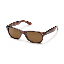 Jasmine - Brown Polarized Polycarbonate by Suncloud in Leeds AL