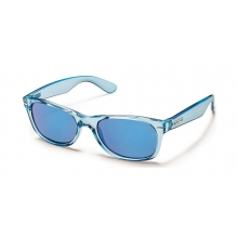 Jasmine - Blue Mirror Polarized Polycarbonate