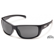 Milestone  - Gray Polarized Polycarbonate by Suncloud in Meridian Id