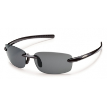 Momentum - Gray Polarized Polycarbonate by Suncloud in Logan Ut
