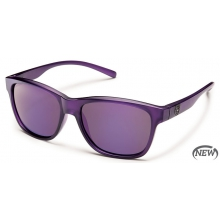 Pageant  - Purple Mirror Polarized Polycarbonate by Suncloud in Shreveport La
