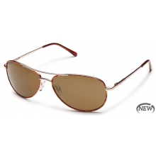 Patrol - Brown Polarized Polycarbonate by Suncloud in Logan Ut
