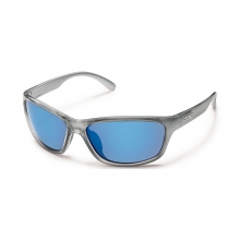 Rowan - Blue Mirror Polarized Polycarbonate by Suncloud in Tarzana Ca
