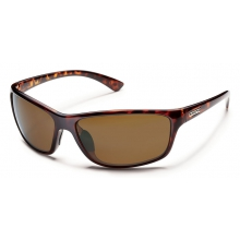 Sentry - Brown Polarized Polycarbonate by Suncloud in Athens Ga