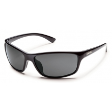 Sentry - Gray Polarized Polycarbonate by Suncloud in Logan Ut