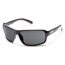 Tailgate - Gray Polarized Polycarbonate by Suncloud in Sandy Ut