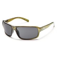 Tailgate - Gray Polarized Polycarbonate by Suncloud in Oxford Ms