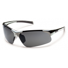 Traverse - Gray Polarized Polycarbonate by Suncloud in Anchorage Ak