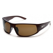 Warrant - Brown Polarized Polycarbonate by Suncloud in Mead Wa
