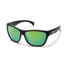 Wasabi - Green Mirror Polarized Polycarbonate by Suncloud in Corvallis Or
