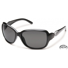 Weave  - Gray Polarized Polycarbonate by Suncloud in Meridian Id