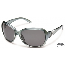 Weave  - Gray Polarized Polycarbonate by Suncloud in Nibley Ut