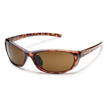 Wisp - Brown Polarized Polycarbonate by Suncloud