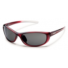 Wisp - Gray Polarized Polycarbonate by Suncloud in Seward AK
