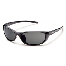 Wisp - Gray Polarized Polycarbonate by Suncloud in Meridian Id