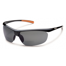 Zephyr +2.50 - Gray Polarized Polycarbonate by Suncloud