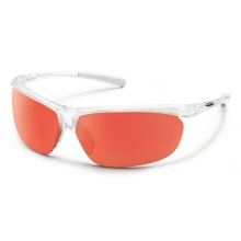 Zephyr - Red Mirror Polarized Polycarbonate