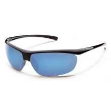 Zephyr - Blue Mirror Polarized Polycarbonate by Suncloud in Meridian Id