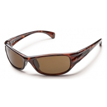 Star - Brown Polarized Polycarbonate by Suncloud in Kirkwood Mo