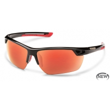 Contender - Red Mirror Polarized Polycarbonate