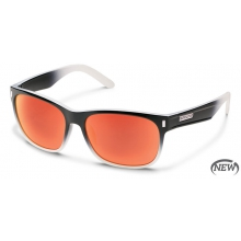 Dashboard - Red Mirror Polarized Polycarbonate