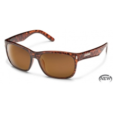 Dashboard - Brown Polarized Polycarbonate by Suncloud in Bellingham WA
