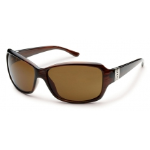 Daybreak - Brown Polarized Polycarbonate