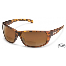 Milestone - Brown Polarized Polycarbonate +2.00 by Suncloud in Okemos Mi