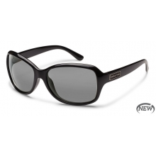 Mosaic - Gray Polarized Polycarbonate by Suncloud in Golden Co