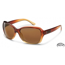 Mosaic - Brown Polarized Polycarbonate by Suncloud in Lake Geneva Wi