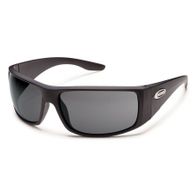 Pit Stop - Gray Polarized Polycarbonate by Suncloud