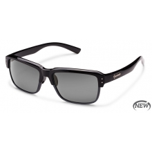 Port O Call - Gray Polarized Polycarbonate by Suncloud in Golden Co