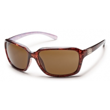 Blossom - Brown Polarized Polycarbonate by Suncloud in Colville Wa